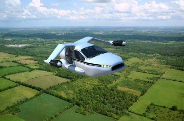 Les premières voitures volantes débarquent enfin
