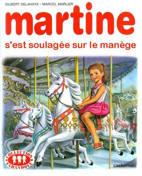 Les Plus Beaux Détournements de Martine, Toujours Présente