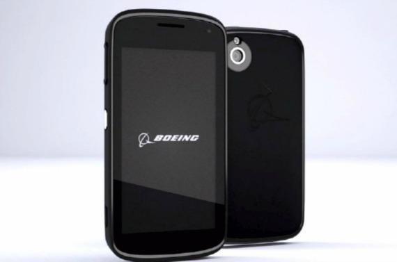 """Smartphone """"Boeing Black"""" s'autodétruira dans 10 secondes"""