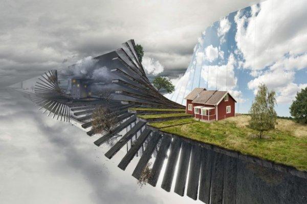 Erik Johansson : Les photos surréalistes