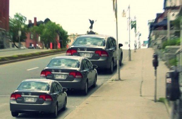 Richard Wiseman : Illusion de Ponzo: ces voitures ont la même taille