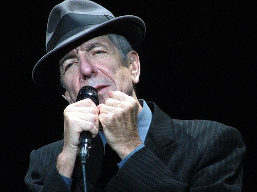 Leonard Cohen : In my secret life