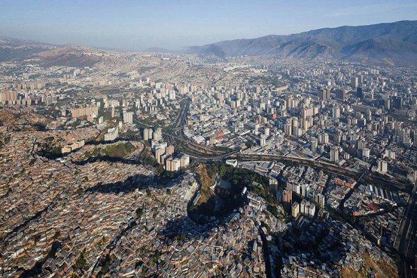 El Torre de David le bidonville le plus haut du monde