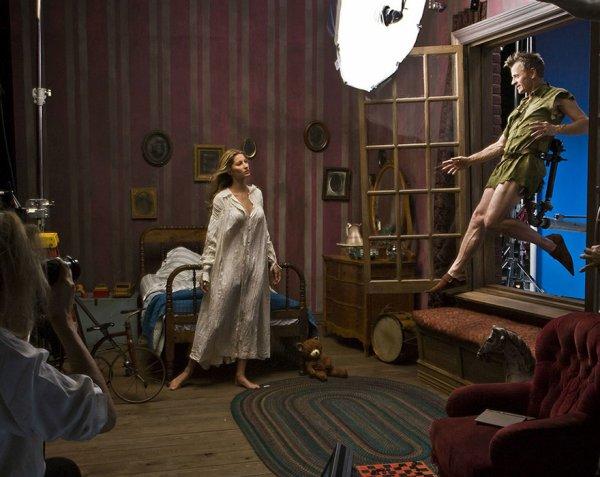 Annie Leibovitz : Portraits de célébrités en personnages Disney