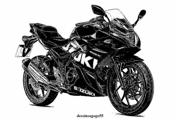 Suzuki GSX-R : Modèles