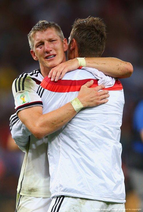 Allemagne : Champion du monde 2014