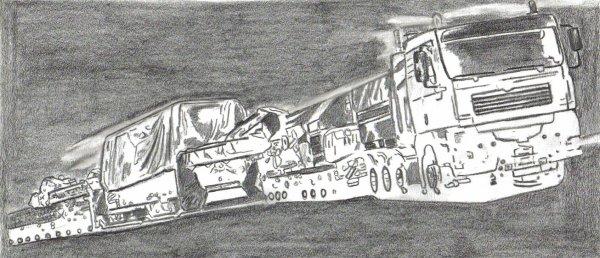 Camion : Gif dessinsagogo55