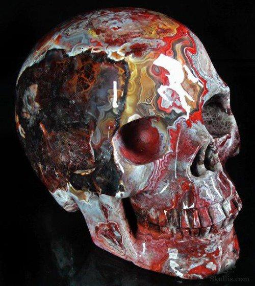 Crânes de Cristal