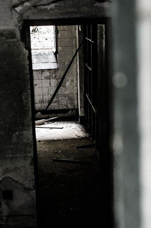 Thiago S. Rodrigues : Abandonné Hôpital Matarazzo
