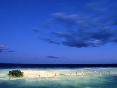Piscines de marée de Sydney