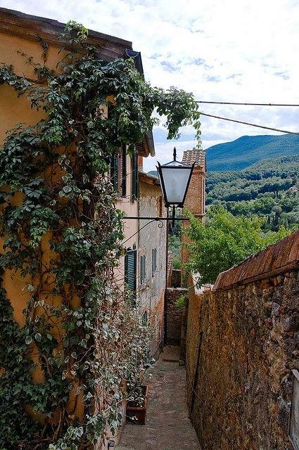 Cortona, Italie