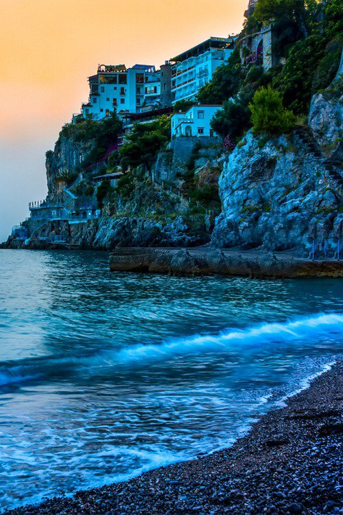 Amalfi Cliffside