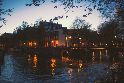 Amsterdam, Pays-Bas. Novembre 2013