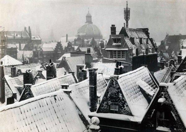 Amsterdam, 1917
