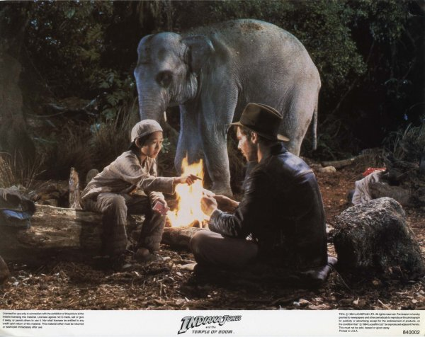 Indiana Jones et le Temple maudit (1984)
