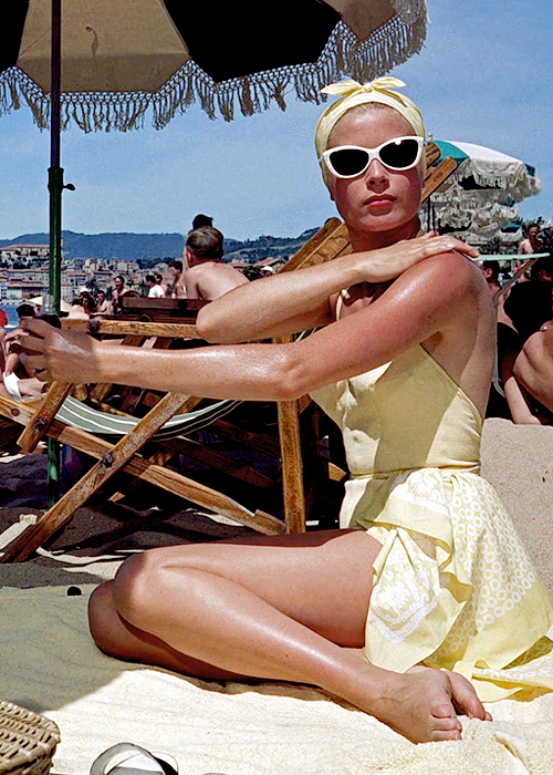 Grace Kelly dans To Catch a Thief (1955)