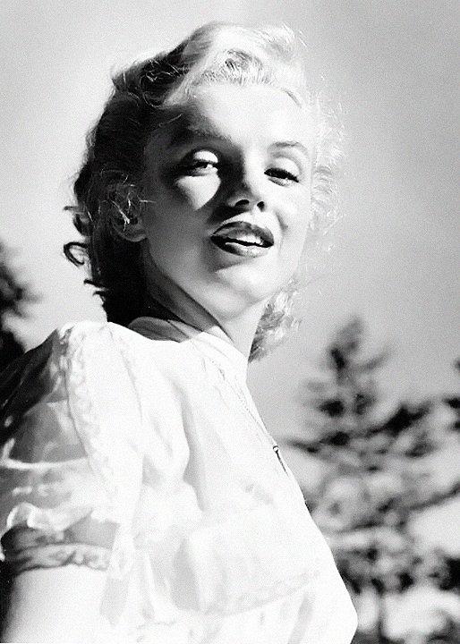 Marilyn Monroe photographiée par JR Eyerman, 1951