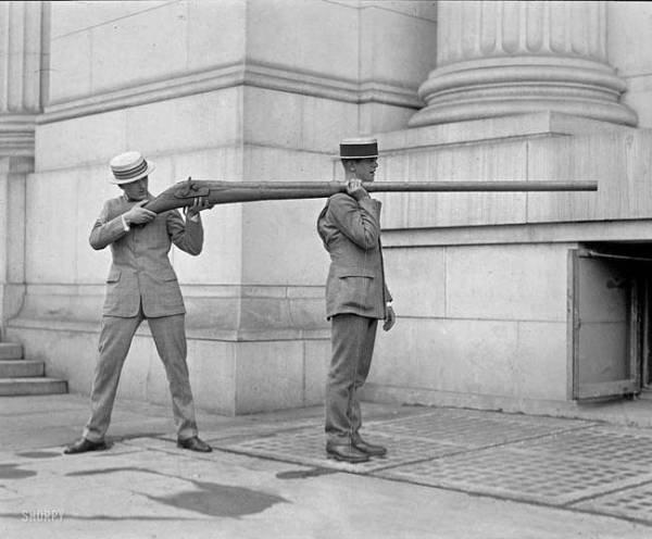 Punt gun