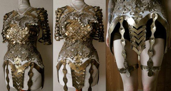 Les créations fabuleuses par  AgnieszkaOsipa