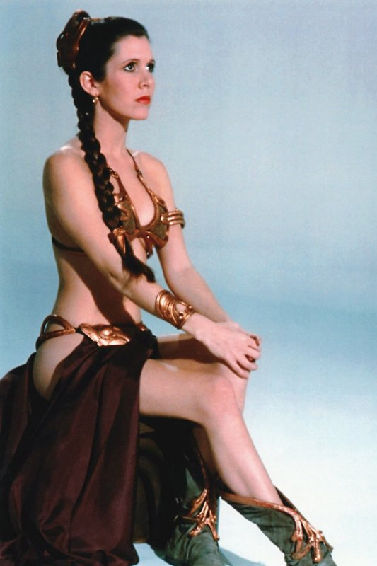 Carrie Fisher 1983