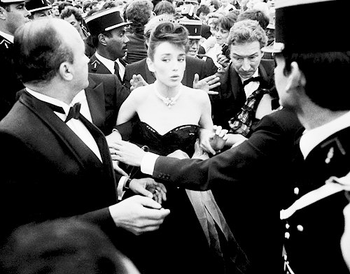 Isabelle Adjani, Cannes. France, 1983