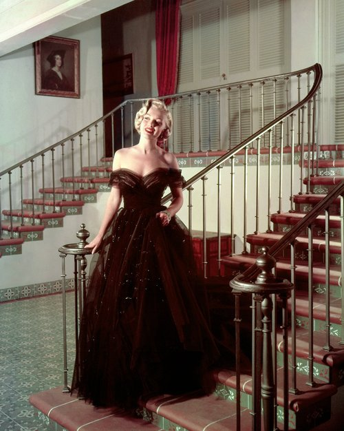Marilyn at The Academy Awards, 1951