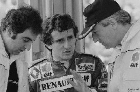 Alain Prost 1983