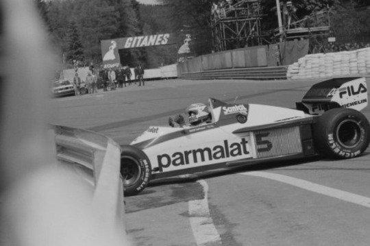 Nelson Piquet, Brabham BT52 1983