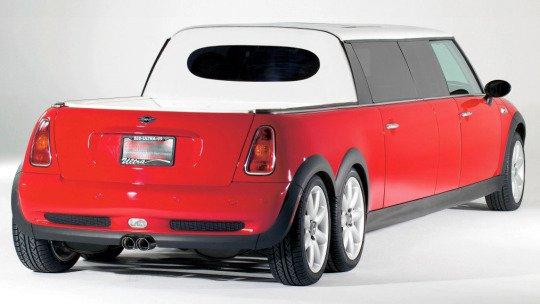 Mini XXL Concept, 2004