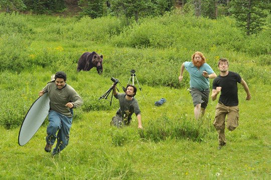 Photographes du National Geographic