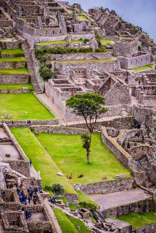 Machu Picchu, Perou
