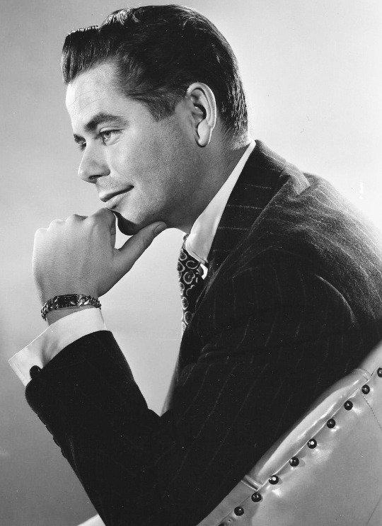 Glenn Ford photographié par Ned Scott pour Gilda 1946.