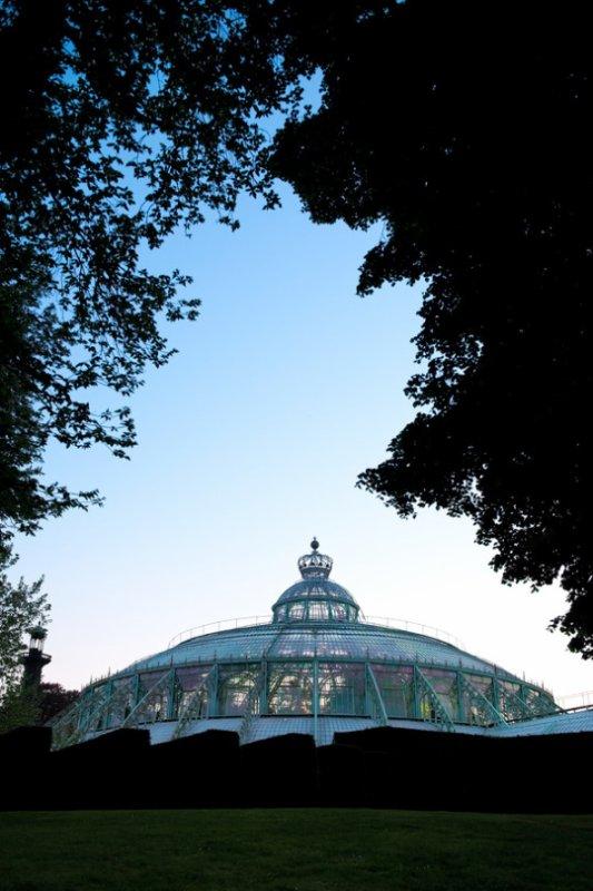 Palais Royal de Laeken, dans le nord de Bruxelles
