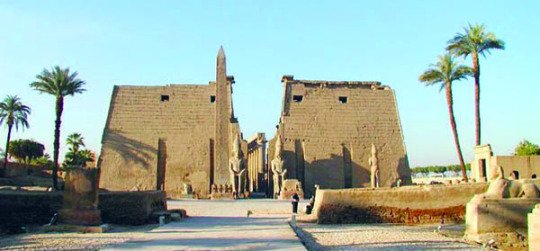 Louxor , Égypte