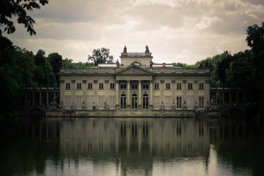 Royal Łazienki Palace, Varsovie, Pologne