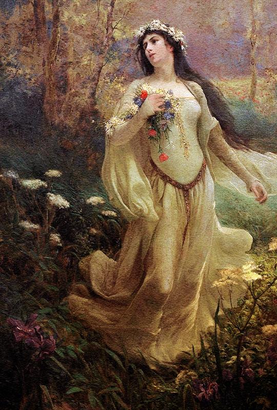 Joseph Kirkpatrick- Ophelia, 1896