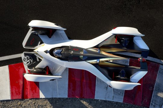 Chevrolet Chaparral 2X Vision Gran Turismo Concept '11.2014