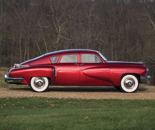 Tucker Sedan 1948