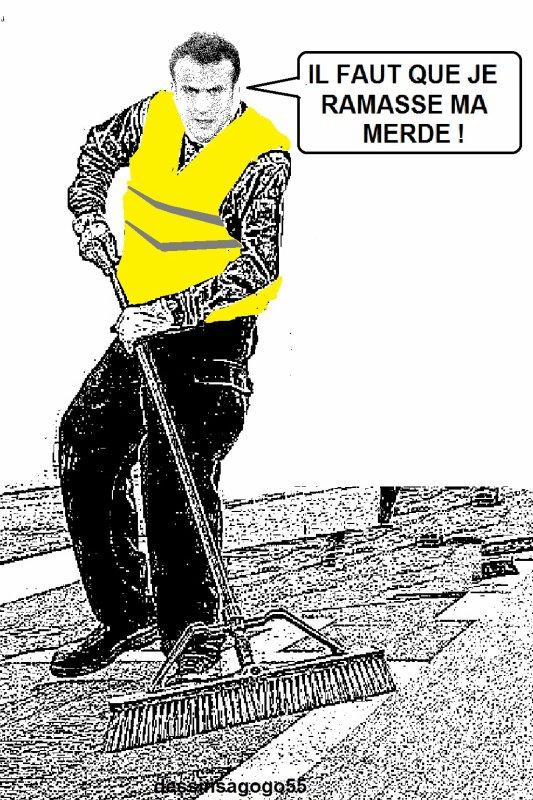 """""""Gilets jaunes"""" : le mouvement a coûté 2,5 milliards d'euros à la France"""