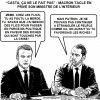 """""""Casta, ça ne le fait pas"""" : Macron tacle en privé son ministre de l'Intérieur"""