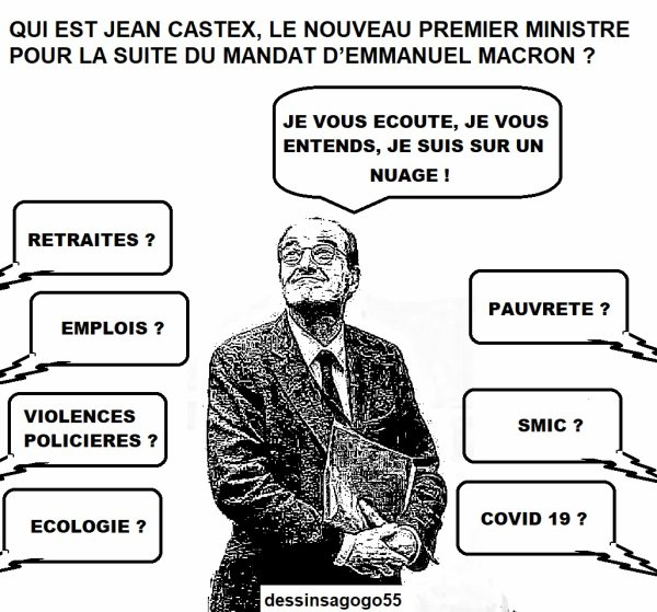 Qui est Jean Castex, le nouveau premier ministre pour la suite du mandat d'Emmanuel Macron ?