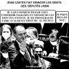 Jean Castex fait grincer les dents des députés LREM