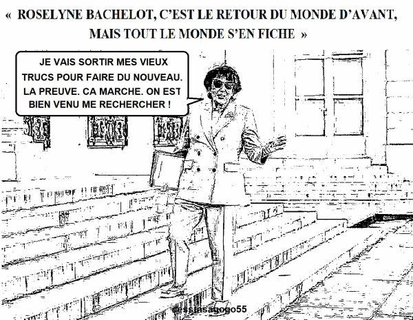 « Roselyne Bachelot, c'est le retour du monde d'avant, mais tout le monde s'en fiche »