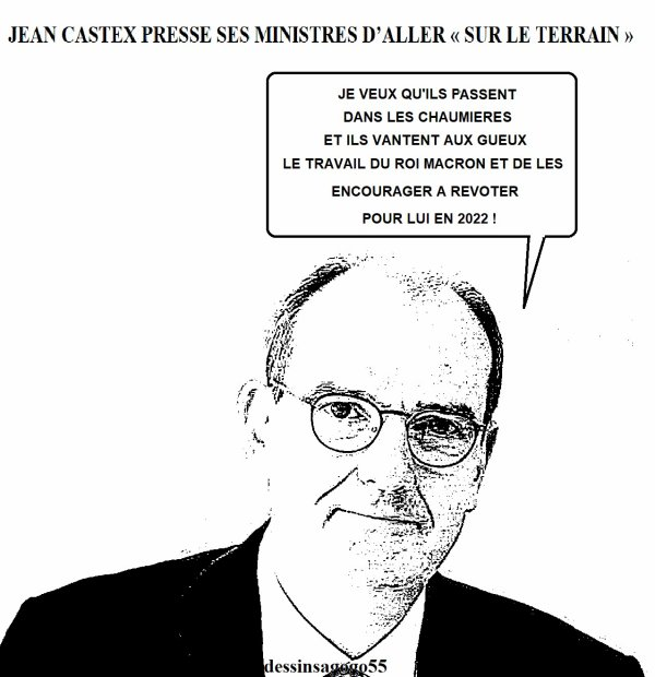 Jean Castex presse ses ministres d'aller « sur le terrain »