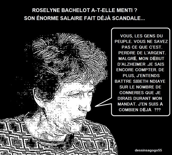 Roselyne Bachelot a-t-elle menti ? Son énorme salaire fait déjà scandale...