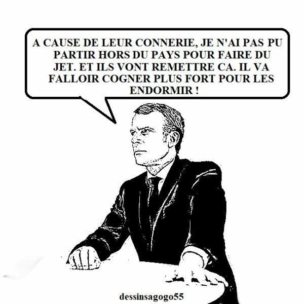 """Face au chaos social, Macron absent de la présidentielle ? """"C'est le scénario redouté"""" à l'Élysée"""