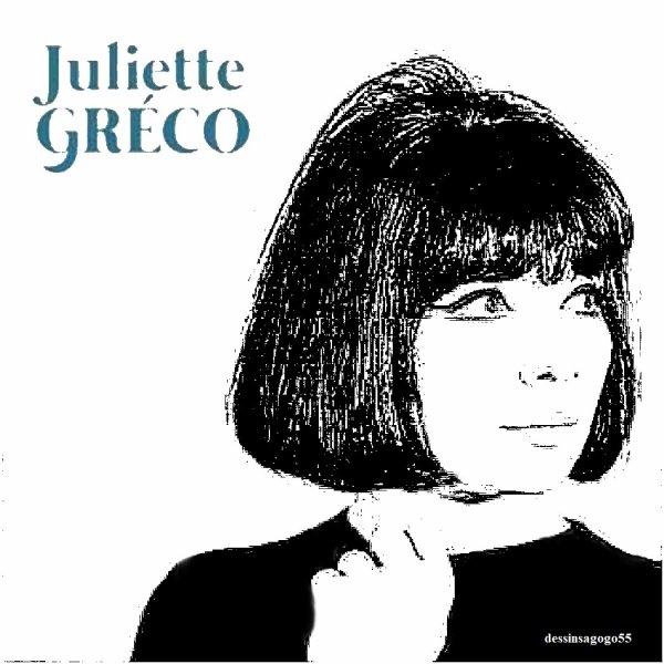 Juliette Gréco est morte
