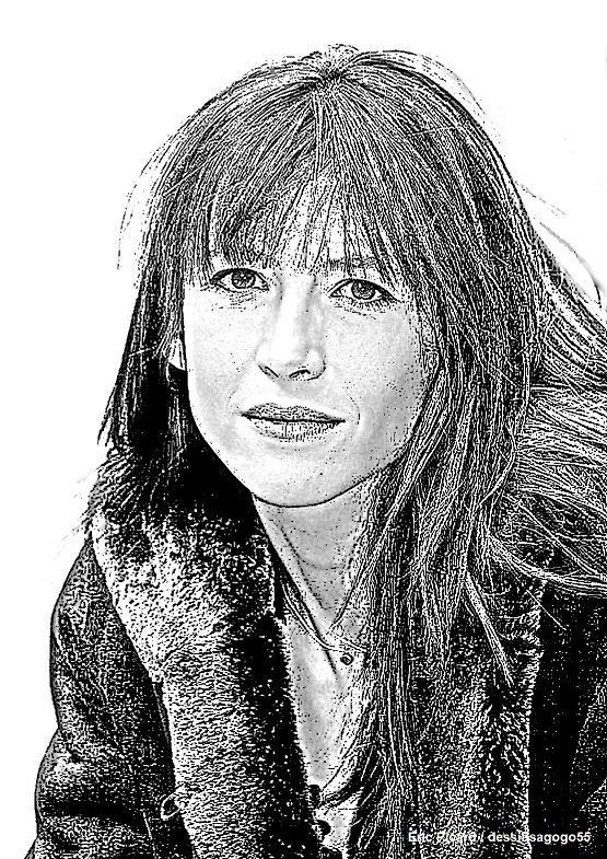 Sophie Marceau : dessinsagogo55