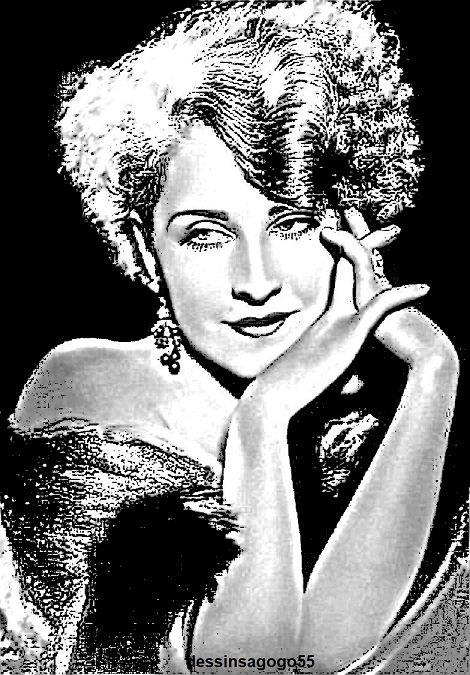 Norma Shearer : dessinsagogo55