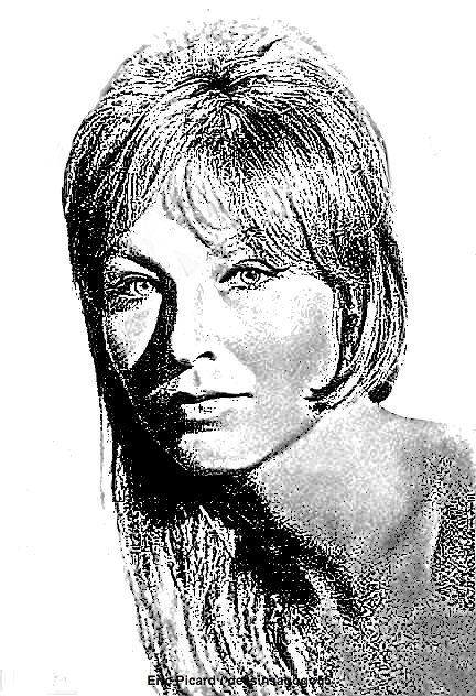 Marina Vlady : dessinsagogo55